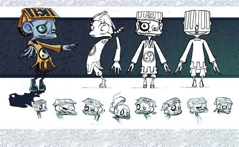 Connect Character Alive 2 still alive character design 2 by grayer on deviantart
