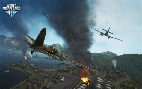 world of world of warplanes on wargaming takes to the