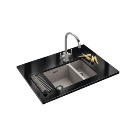 fragranite kitchen sinks franke kubus kbg 160 fragranite sink baker and soars
