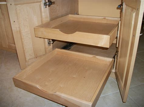 Kitchen Drawers by Kitchen Cabinet Drawer Options Healthycabinetmakers