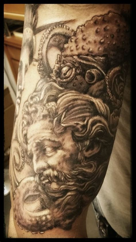 picture of tattoos hermann arminius poseidon statue of liberty roots