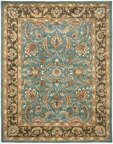 Clearance Area Rug Safavieh Safavieh Heritage Hg812b Blue Brown Area Rug Clearance 46770