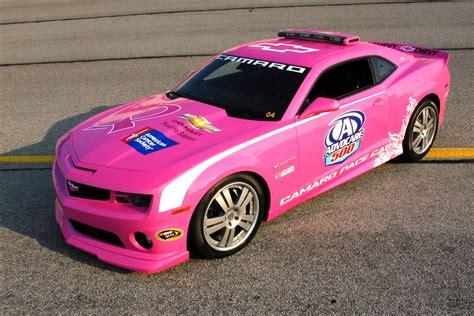 chevrolet pink 2012 chevrolet pink camaro pace car conceptcarz