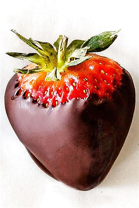 chocolate covered strawberries tips tricks