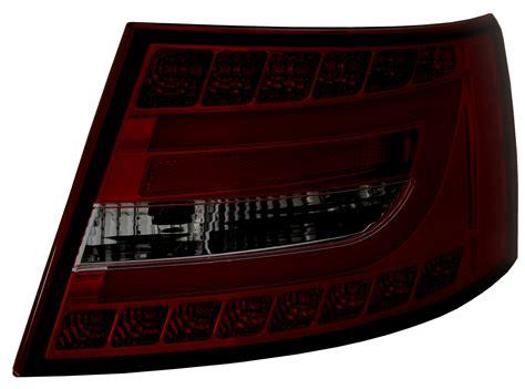 Audi A6 4f R Ckleuchten by R 252 Ckleuchten F 252 R Audi A6 4f C6 Limo 2004 2008 Rot Smoke