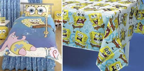 Spongebob Room Decor Spongebob Squarepants Themed Room Design Digsdigs