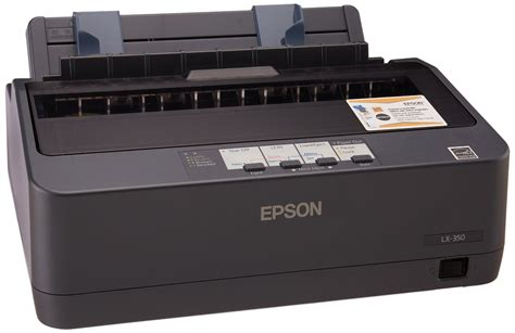Power Suplay Printer Epson Lx300i epson lx 350 dot matrix monochrome impact printer