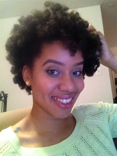 hairstyles for 4c natural hair chunky bantu knot out on 4c coarse natural hair with type 4