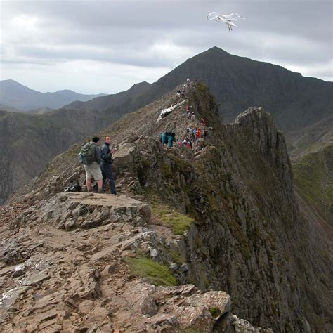 crib goch snowdon horseshoe gardeners corner the