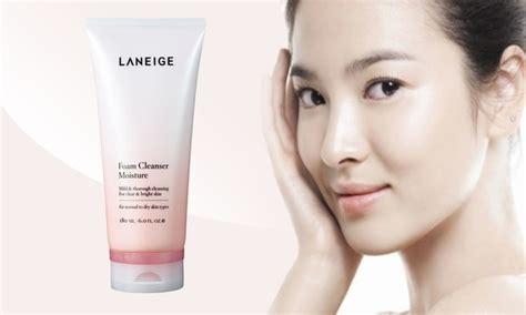 Laneige Foam Cleanser Moisture laneige foam cleanser moisture seoul station is based in