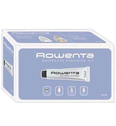 iron cleaner by rowenta free shipping
