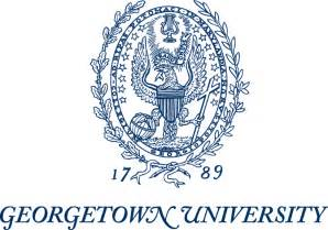 georgetown colors georgetown logo logospike and