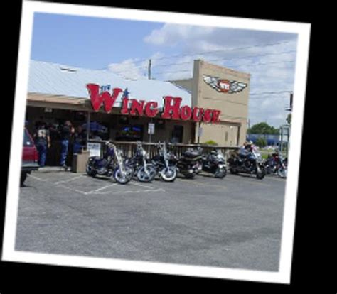 Wing House Locations by Roger Wiss Wing House Picture Of Wing House Of Daytona Daytona Tripadvisor