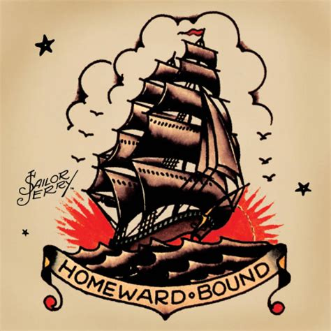 sailor jerry ship tattoo designs sailor tattoos and designs