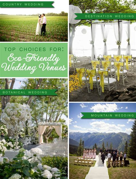 Planning An Environment Friendly Wedding by Great Ideas For Planning Eco Friendly Weddings Brenda S