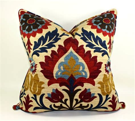 waverly santa gem pillow cover decorative pillow
