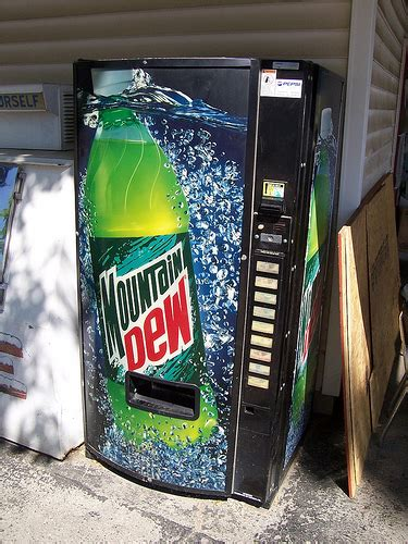 mountain dew vending machine old mountain dew bottle vending machine by the upstairs room