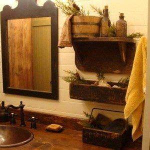 house badezimmerdekor primitives badezimmer dekor m 246 belideen