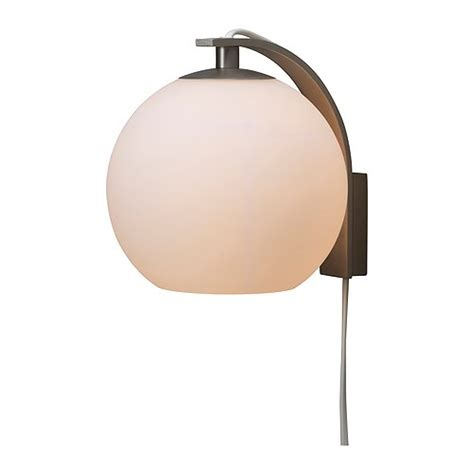 Plug In Wall Lamps For Bedroom Minut Wall Lamp Ikea