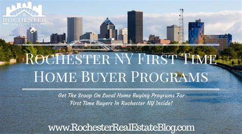 time home buyer programs in rochester ny