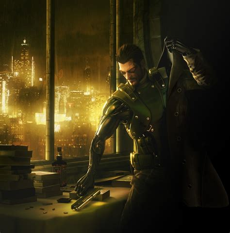 the art of deus deus ex images awesome art from deus ex human revolution hd wallpaper and background photos