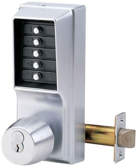 Combination Door Knob Lock by Combos And Contractors 171 Engineering Radio
