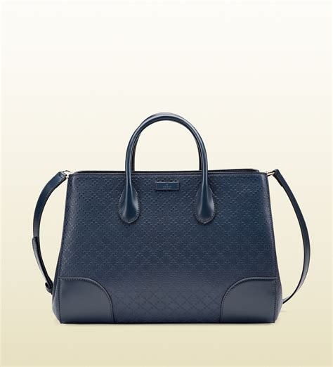 Gucci 8802 Top Handle Material Leather 1 gucci bright diamante leather top handle bag in blue lyst