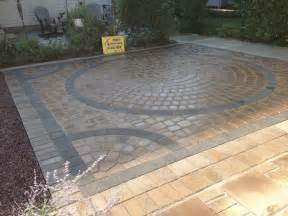 Patio Interlocking Pavers Interlocking Paver Patio Project In Hanover Pa Contemporary Patio Other Metro By S