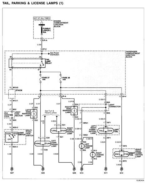 2004 Hyundai Santa Fe 3 5 Engine Diagram