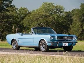 1966 Ford Mustang Convertible 1966 Ford Mustang Convertible
