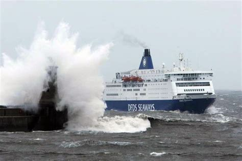 ferry boat uk amsterdam dfds ferry passengers spend more than a day at sea for