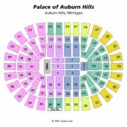 palace of auburn floor plan palace of auburn hills seating chart palace of auburn