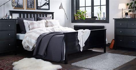 schlafzimmer idee hemnes hemnes serie per da letto ikea