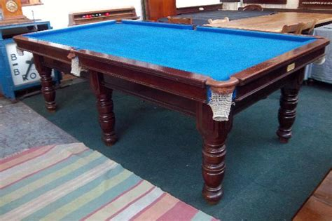 Antique Snooker Dining Tables Browns Antiques Billiards Antique Snooker Dining Table
