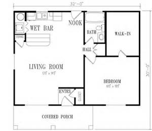 square home plans 1 bedroom house plans