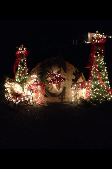 christmas decoration ideas 2016 a whole bunch of outside christmas decorations ideas magment