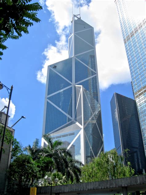 Bank Of China Tower Hong Kong