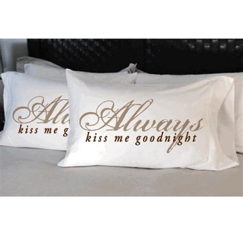 Always Me Goodnight Pillow Cases by 23 Best Images About S Day On