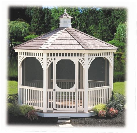 vinyl gazebos for sale gazebo ideas
