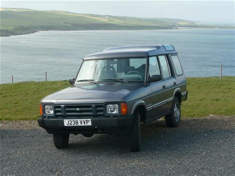 land rover discovery 1992 used 1992 land rover discovery for sale in west midlands