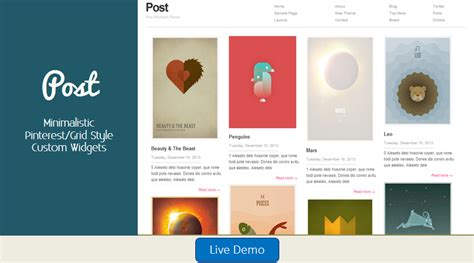 Post Blogger Template High Quality Free Blogger Templates Post Template