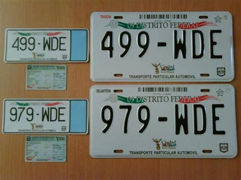 requisitos para pago de engomado y placas michoacan 2016 emplacamientos df 3 700 cualquier auto soluciono adeudos