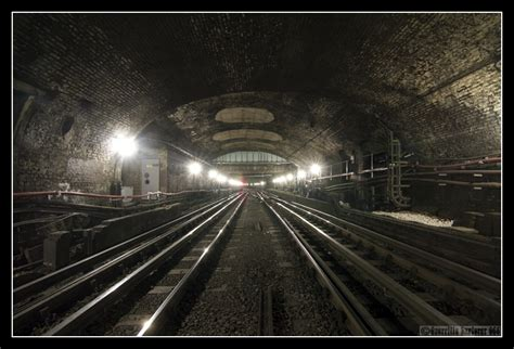 Swiss Cottage Underground Station by Ges130 Swiss Cottage Abandoned Station