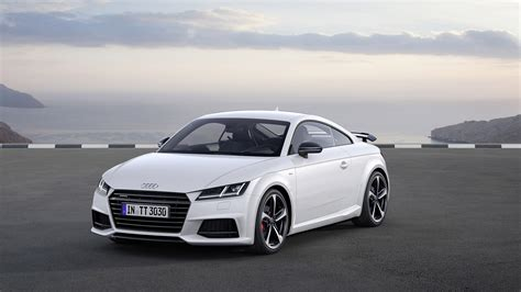 2017 audi tt s line competition wallpapers hd images