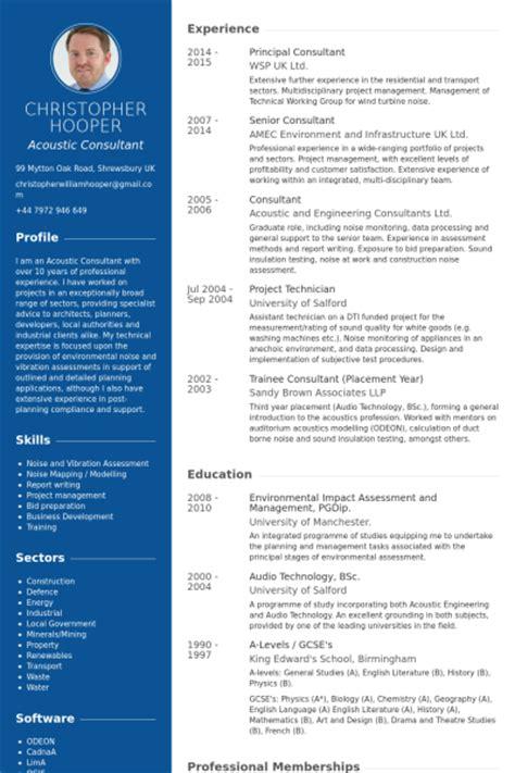 Cv Enterprise Consulting Service Bpm Resume