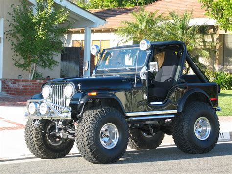 Pesner 1980 Jeep Cj5 Specs Photos Modification Info At