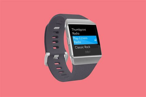 Fitbit Ionic fitbit ionic smartwatch on impressions time