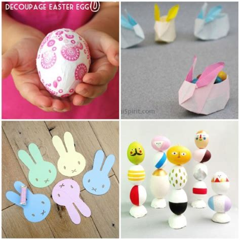 Easter Handmade Crafts - easter crafts ye craft ideas