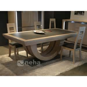 table de salle a moderne bois