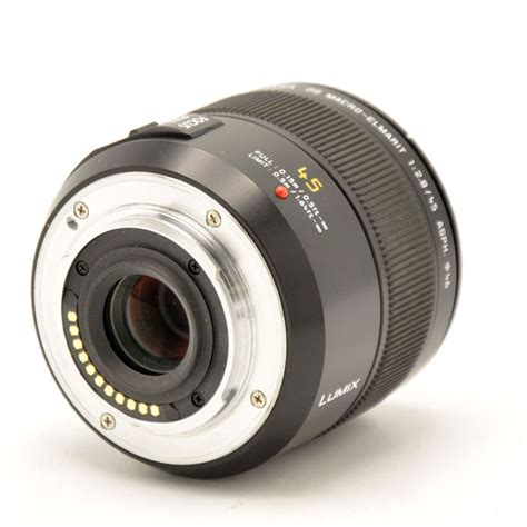 Panasonic Leica Dg Macro Elmarit 45mm F28 Asph Mega Ois H Es045e panasonic leica dg macro elmarit 45mm f2 8 asph lumix
